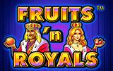 Fruits and Royals в казино Вулкан