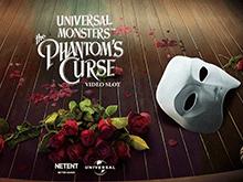 Universal Monsters The Phantom's Curse Video Slot